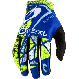 ONeal Matrix Bike Gloves Zen green/blue